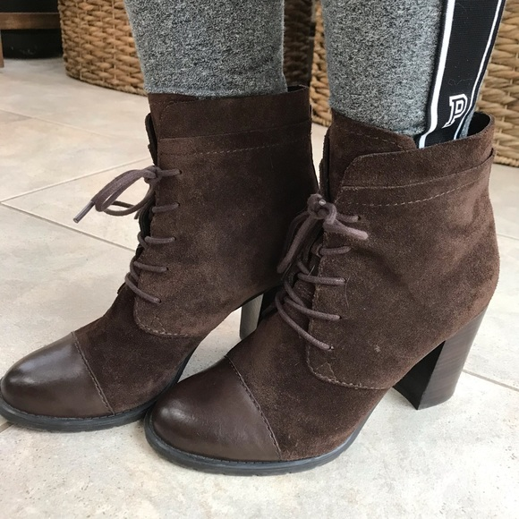 c7176c3fb Franco Sarto Shoes | Nordstrom Rack Heel Booties 8 | Poshmark